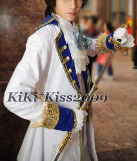 Axis Powers Hetalia Austria Cosplay Military Uniform
