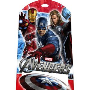 Kids Birthday Party Supplies Avengers Theme