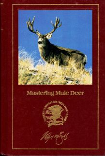 Mastering Mule Deer Hunting Trophy Buck Hunt Gun Rifle Ammunition