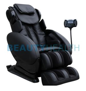 BC Supreme A Zero Gravity Shiatsu Massage Chair Built in Heat