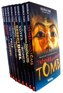 Double Take 8 Books Collection Set Two Sides One Story