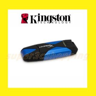 Kingston 128GB DataTraveler HyperX USB 3 0 Flash Memory Pen Drive