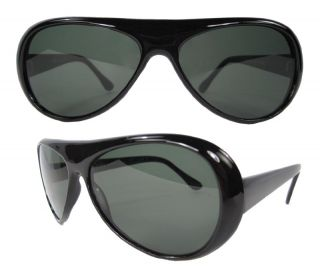 Enter Dragon Bruce Lee Legend Aviator Sunglasses Black