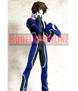 Kira Yamato Mobile Suit Gundam Seed Destiny 1 7 Unpainted Figure Resin