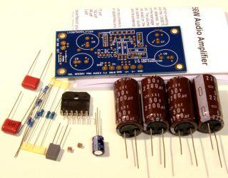 Power Amplifier Kit 56W RMS Audio HiFi Amp Low THD K333 Qty 2