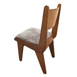 Vintage Mid Century Modern Klaus Grabe Organic Chair