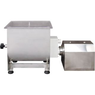 Kitchener Stainless Steel Meat Mixer 25 lb Capacity