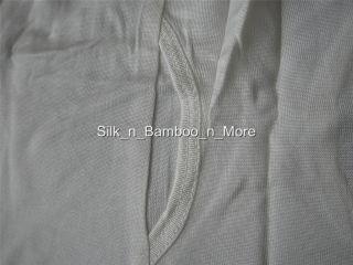 One Knit Silk Mens Briefs Boxer Underwear XXL 40 42