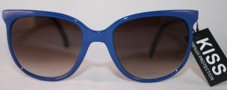 Kiss Color Cateye Sunglasses Various Colors Avail