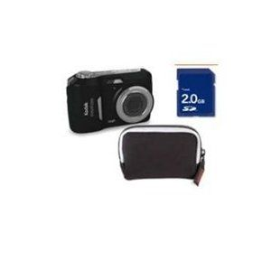 Easyshare Bundle 880671 14MP Camera 3 LCD 2GB SD Card & Carry Case