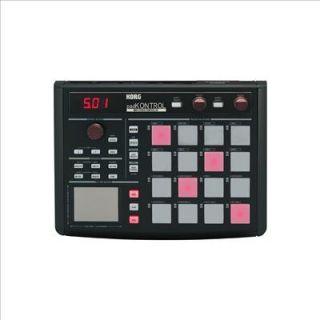 NEW Korg padKONTROL USB Drum Pad Studio MIDI Controller Black JAPAN