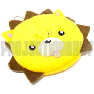 Bleach Kon Plush Coin Pouch Lion Japanese Anime Manga Officially