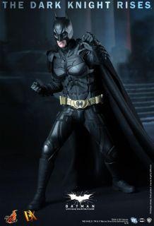 Hot Toys 2012 Batman Dark Knight Rises Batman Bruce Wayne Bale DX 12 1
