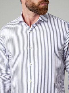 Tommy Hilfiger Randy stripe shirt Blue