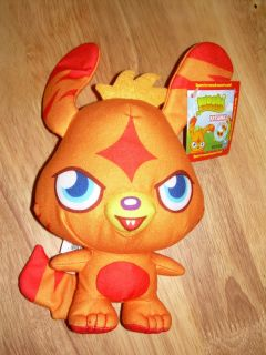 Moshi Monsters Moshlings Plush Katsuma Online Code Only 1 Left