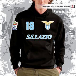 Donna Hoodie Italia Serie A Lazio Calcio 2012 2013 Kozak 18