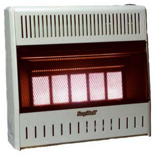 Kozy World Infrared gas heaters radiate heat like the sun, providing