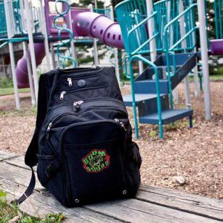 Kofi Kingston Brand New Boom Squad WWE Backpack
