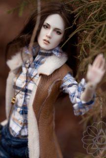 Kristen Stewart OOAK BJD by Anna Linberger