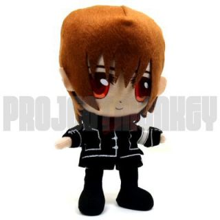 Vampire Knight Yuki Cross Kuran 8 Plush Doll Japanese Anime Manga