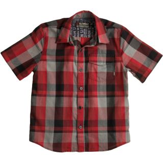 Boys Element Kennigton Short Sleeve Shirt Kids