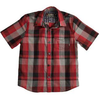 Boys Element Kennigton Short Sleeve Shirt Kids