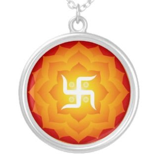 Spiritual Swastika Necklaces