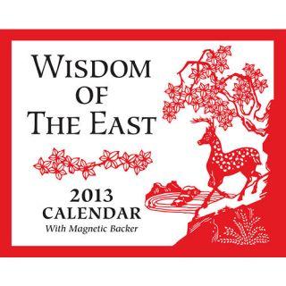 Wisdom of The East 2013 Mini Desk Calendar