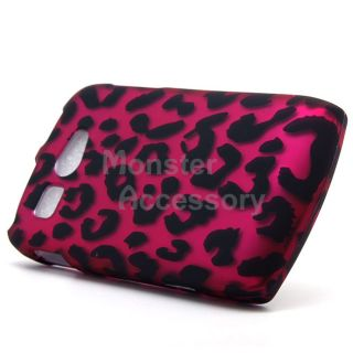 Leopard Hard Case Cover for Kyocera Hydro C5170 Phone Accessory
