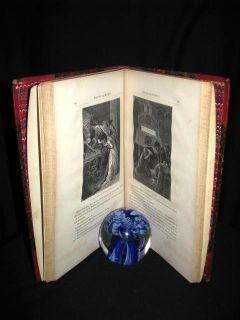 1874 Antique French Book Jules Verne Docteurox Maitre Zacharius Mont