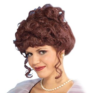 Victorian Lady Wig Adult Costume