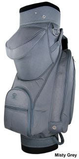 New Hot Z Golf Kara Brook Ladies Womens Cart Bag Grey