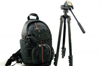 Targus Black Label Professional DSLR Essential Kit