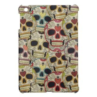 Sugar Skulls iPad Mini Case