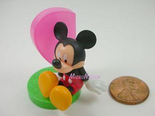 12 Furuta Choco Egg Disney Character Vol 2 Miniature Figure Mickey