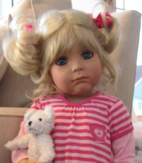 New ♥ Kylie ♥ Masterpiece Doll by Susan Lippl