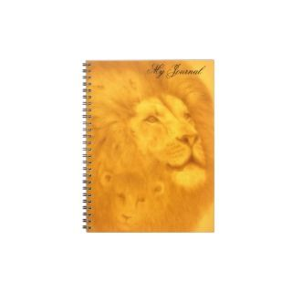 Life cycle of a Lion Journal Note Books