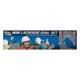 Mylec Mini Lacrosse Goal Set w Sticks Goal Net Ball 79