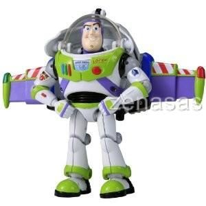 Transformer Disney Label Buzz Lightyear Space SHIP