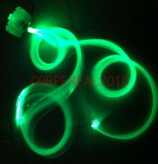 Ideal for light pipe, fiber light decoration ,decorative crystal