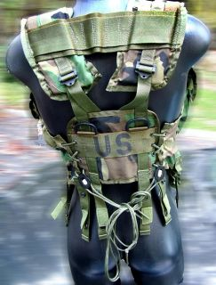 US Military Issue Tactical Load Bearing Vest Reg New
