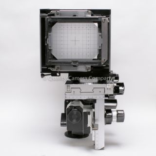 Sinar P 4x5 Camera Body Large Format Professional Standard Super Solid