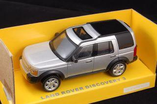 Rastar Land Rover Discovery 3 New Diecast 1 43