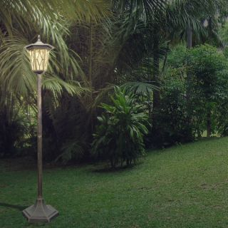 52 Outdoor Solar Post Lamp Solar Light OT184AWPL002