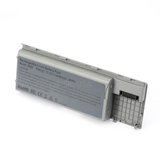 New Laptop Battery for Dell Latitude ATG D620 D630 D630N D631 D640