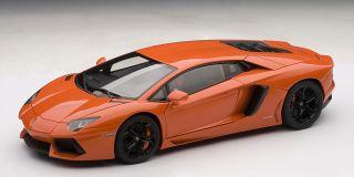 Autoart 1 18 Lamborghini Aventador LP700 4 Arancio Argos Pearl Orange