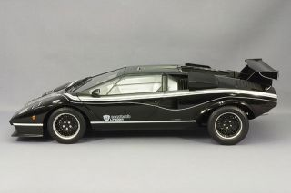 Kyosho 1 12 Lamborghini Countach LP500R Black K08616BK Best Buy xmas