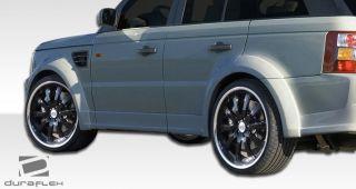 2006 2009 Land Rover Range Rover Sport Duraflex HM s Complete Body Kit
