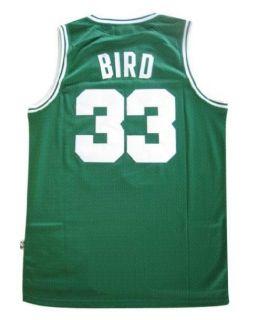 Larry Joe Bird Boston Celtics 33# Classics Thowback Swingman jerseys
