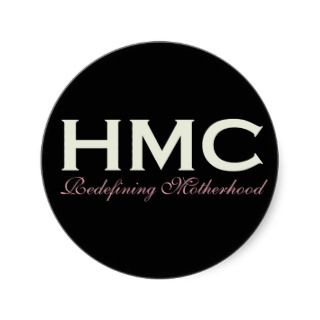 HMC Redefining Motherhood Sticker